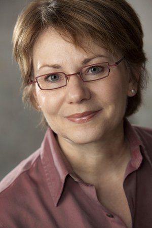 Karin Humphries, UBC Heart and Stroke Foundation Professor in Women's Cardiovascular Health