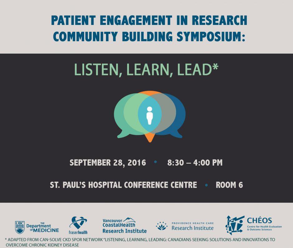 Patient Engagement Poster
